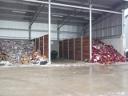 Porazdeljeni odpadki v Zbirnem centru Neža