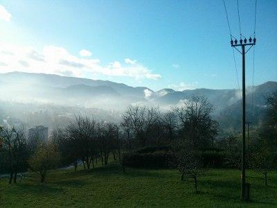Zrak v Trbovljah