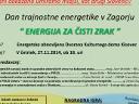 Vabilo na 3. dan trajnostne energetike v Zagorju
